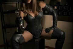 Can You Handle This - TS Rachel Dominatrix