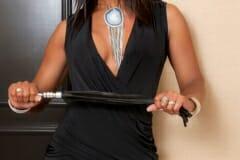 Yield to the Mistress - TS Rachel Domina